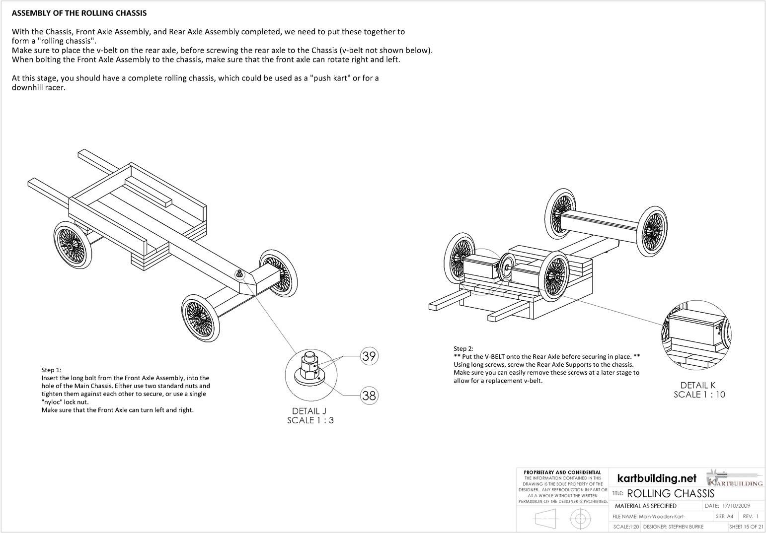 Lawn mower engine go-kart frames drawings for kids.